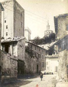 Escalier Sainte-Anne