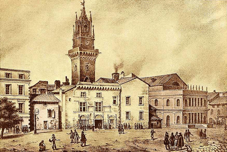 Place_de_l'Hôtel_de_Ville_avant_1845