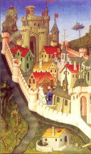 Avignon au 15e siècle