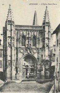 L'église Saint Pierre d'Avignon