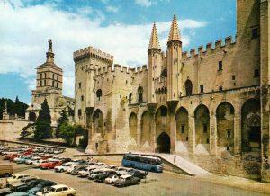 Place du Palais dans les années 60