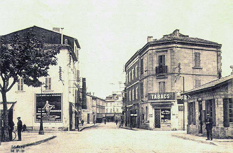 Rue Guillaume Puy, date inconnue