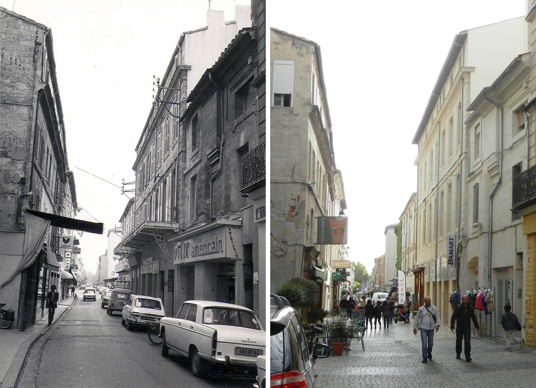 Rue du Vieux-Sextier
